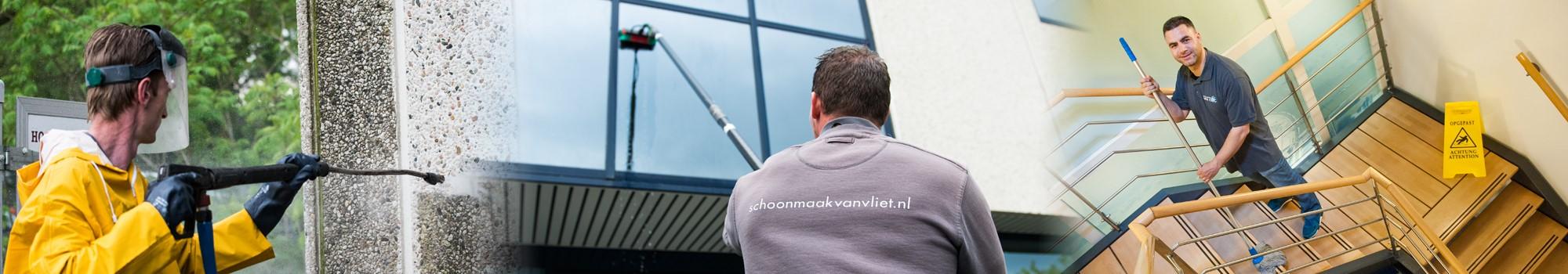 Schoonmaakdiensten Van Vliet B.V.